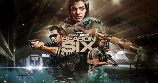 Warzone | Season 6 - Roadmap, New Maps & Weapons | Call of Duty Modern Warfare - GameWith