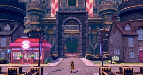 Hammerlocke Town Map - Available Pokemon & Items | Pokemon Sword Shield - GameWith