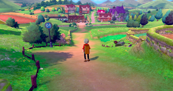 Route 1 Map - Available Pokemon & Items | Pokemon Sword Shield - GameWith