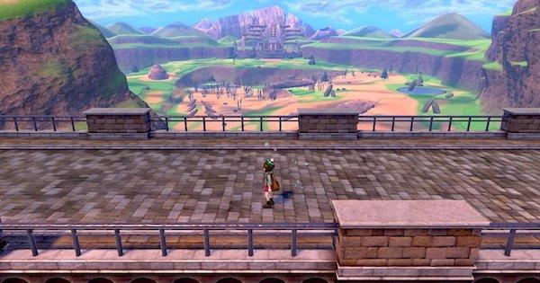 Resultado de imagem para Pokémon sword and shield bridge route 5