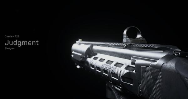 CoD: MW 2019   Judgement Shotgun - Stats & How To Unlock   Call of Duty: Modern Warfare