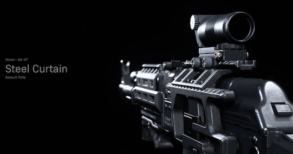 CoD: MW 2019   Steel Curtain AR - Stats & How To Unlock   Call of Duty: Modern Warfare