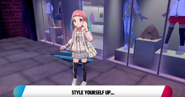 Trainer Outfits & Fashion | Pokemon Sword Shield - GameWith