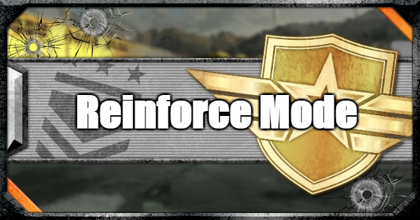 Warzone | Reinforce Mode - Multiplayer Tips & Guides | Call of Duty Modern Warfare - GameWith