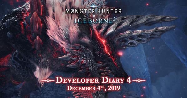 MHW: ICEBORNE | Developer Diary 4 Summary - GameWith