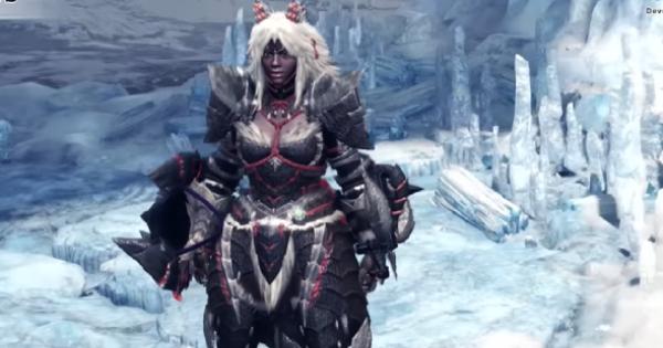 MHW: ICEBORNE | Stygian Zinogre - Weapons & Armor - GameWith