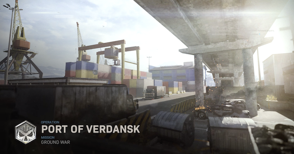 【Warzone】Port of Verdansk - Ground War Map Guide【Call of Duty Modern Warfare】 - GameWith