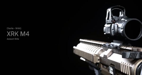 CoD: MW 2019 | XRK M4 AR - Stats & How To Unlock | Call of Duty: