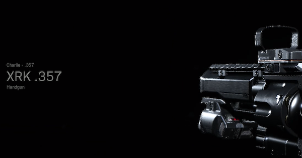 CoD: MW 2019   XRK .357 Handgun - Stats & How To Unlock   Call of Duty: Modern Warfare