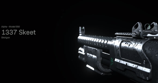 CoD: MW 2019 | 1337 Skeet Shotgun - Stats & How To Unlock | Call of Duty: Modern Warfare