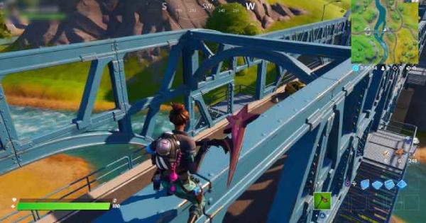 Fortnite | Steel Bridges Location - GameWith