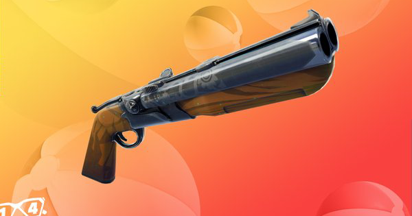 Fortnite | Double Barrel Shotgun (Double Barrel Shotgun Guide)