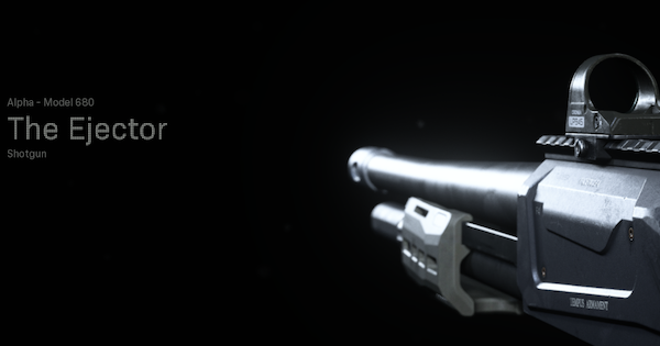 The Ejector Shotgun - Stats & How To Unlock