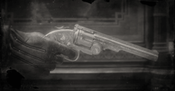 RDR2 | OTIS MILLER'S REVOLVER - Stats & Customization | Red Dead Redemption 2 - GameWith