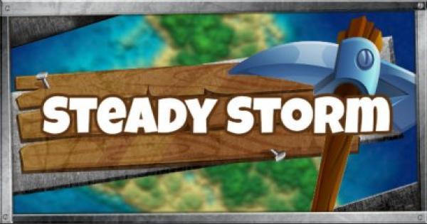 Fortnite | Steady Storm - Limited Time Mode: Gameplay Tips And Guides - GameWith