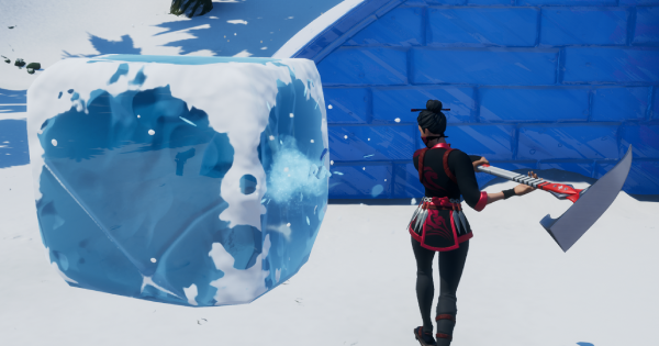 Fortnite | Ice Box Locations - GameWith