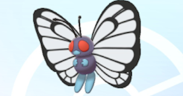 Pokemon Sword Shield | Butterfree - Best Moveset & Build - GameWith