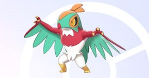 Pokemon Sword Shield | Hawlucha - Best Moveset & Build