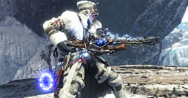 MHW: ICEBORNE | Stormslinger LBG - How To Craft - GameWith