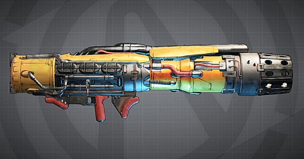 Nukem Legendary Rocket Launcher - How to Get | Borderlands 3 - GameWith