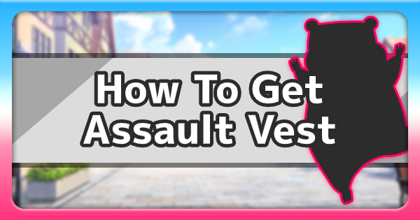 Pokemon Sword Shield | Assault Vest - Location & How To Get