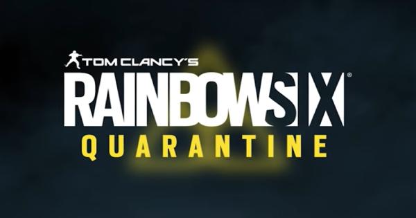 Tom Clancy's Rainbow Six: Quarantine - Release Date & News