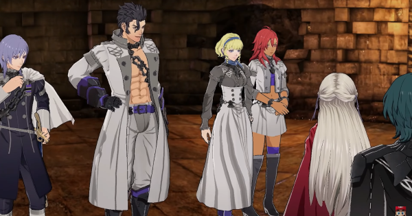【FE3H】DLC - Ashen Wolves (Cindered Shadows)【Fire Emblem Three Houses】 - GameWith