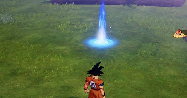 Dragon Ball Z: Kakarot | Training - Effects & Training Grounds | DBZ Kakarot