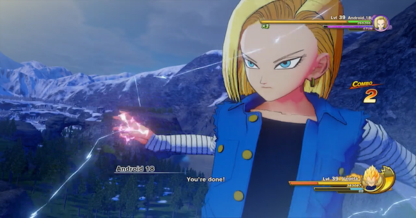 Dbz Kakarot How To Beat Android 18 Dragon Ball Z Kakarot Gamewith