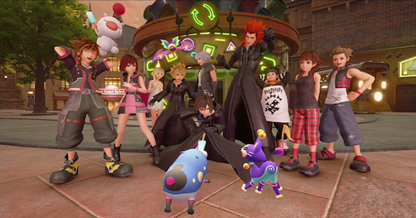 Kingdom Hearts 3   Data Greeting - What Is It?   KH3
