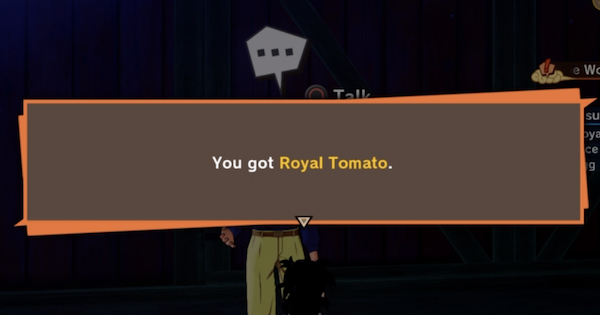 Royal Tomato Location - Where To Find