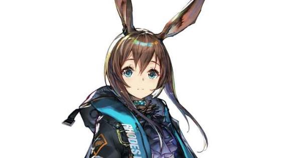 Arknights | Amiya - Operator Character Stats & Skill - GameWith