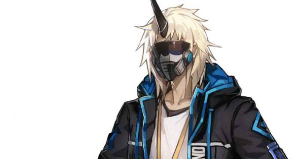 Arknights | Noir Corne - Operator Character Stats & Skill