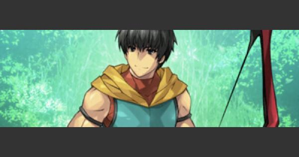 【FGO】Arash - Stats, NP, Skill & Review【Fate/Grand Order】 - GameWith