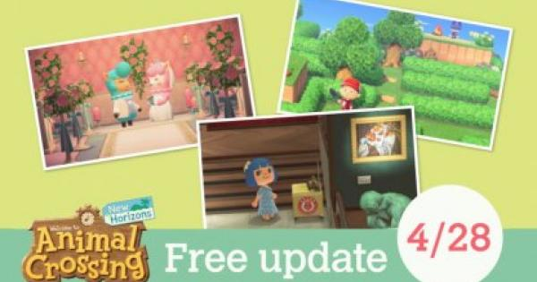 Animal Crossing: New Horizons (ACNH) Wiki Guide