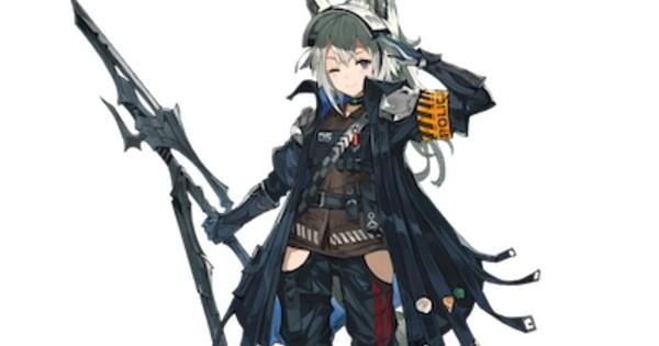 Arknights | Grani - Operator Character Stats & Skill - GameWith