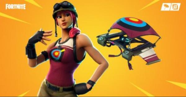 Fortnite | BULLSEYE - Skin Review, Image & Shop Price