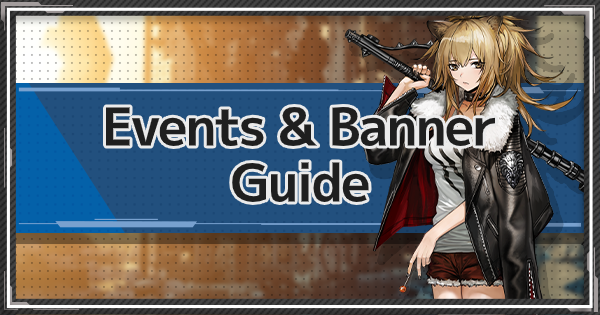 Arknights | Events & Banners - Details & Duration - GameWith