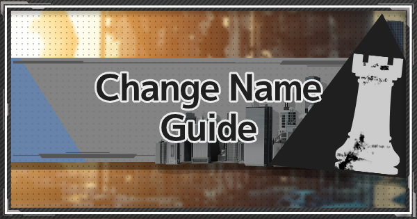 Arknights | Change Name - Can You?  - GameWith