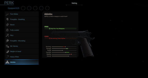 【Warzone】Akimbo - Perk Stats【Call of Duty Modern Warfare】 - GameWith