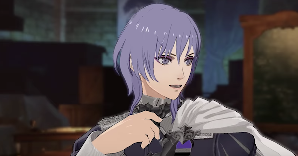 FE3H | Cindered Shadows Chapter Story Walkthrough (Ashen Wolves Route) | Fire Emblem Three Houses