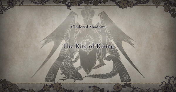 FE3H | The Rite of Rising (Cindered Shadows: Chapter 3) | Fire Emblem Three Houses