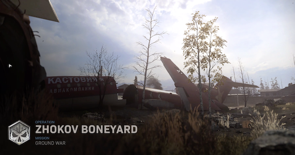 【Warzone】Zhokov Boneyard - Ground War Map Guide【Call of Duty Modern Warfare】 - GameWith