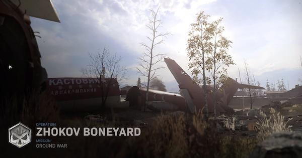 Warzone | Zhokov Boneyard - Ground War Map Guide | Call of Duty Modern Warfare - GameWith