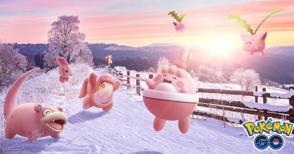 Pokemon Go | Valentine's Day 2020 Event - Audino & Alomomola Arrive!