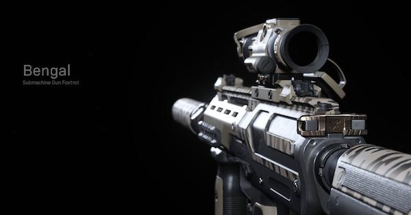 CoD: MW 2019 | Bengal SMG - Stats & How To Unlock | Call of Duty: Modern Warfare