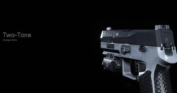 CoD: MW 2019 | Two-Tone Handgun - Stats & How To Unlock | Call of Duty: Modern Warfare