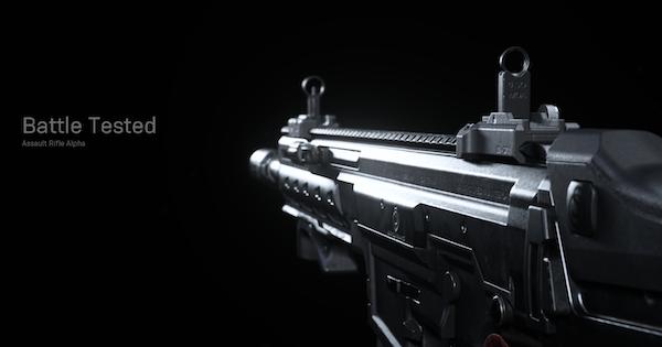 CoD: MW 2019 | Battle Tested AR - Stats & How To Unlock | Call of Duty: Modern Warfare