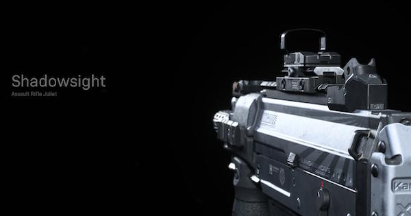 Warzone | Shadowsight AR - Stats & How To Unlock | Call of Duty Modern Warfare - GameWith