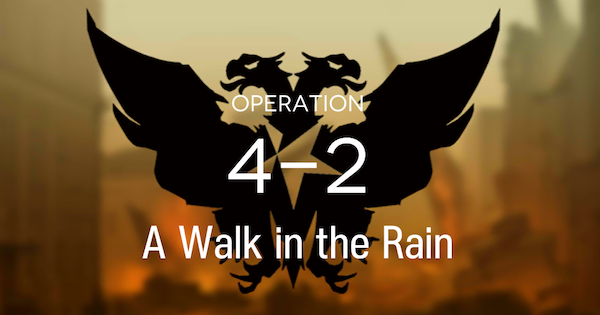 4-2 A Walk in the Rain Mission Guide